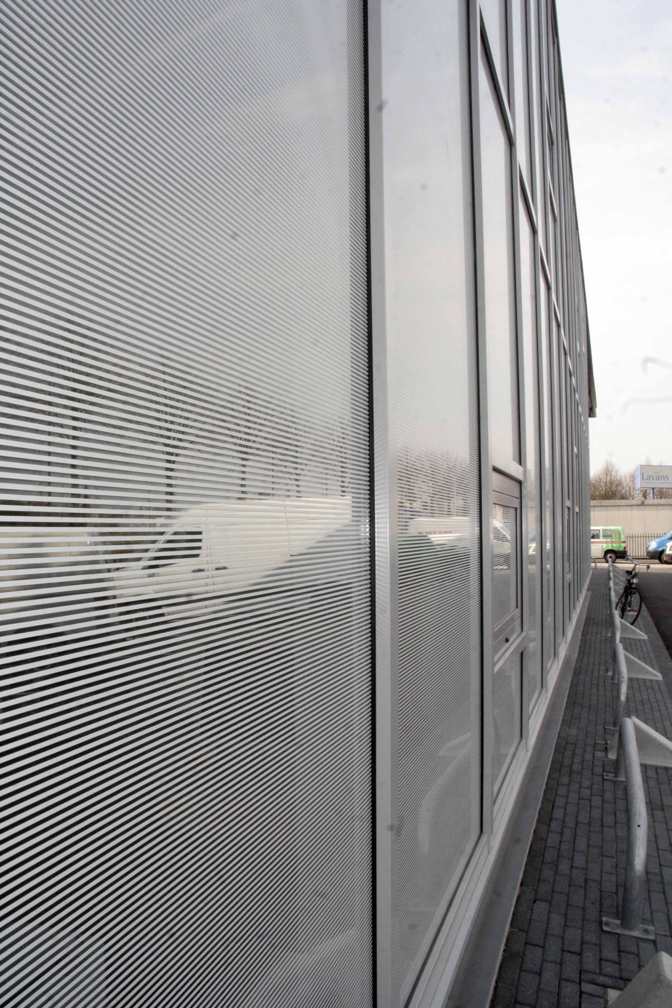 Van Den Hurk Bedrijfswagens Te Helmond Hans Goossens Architectenbureau
