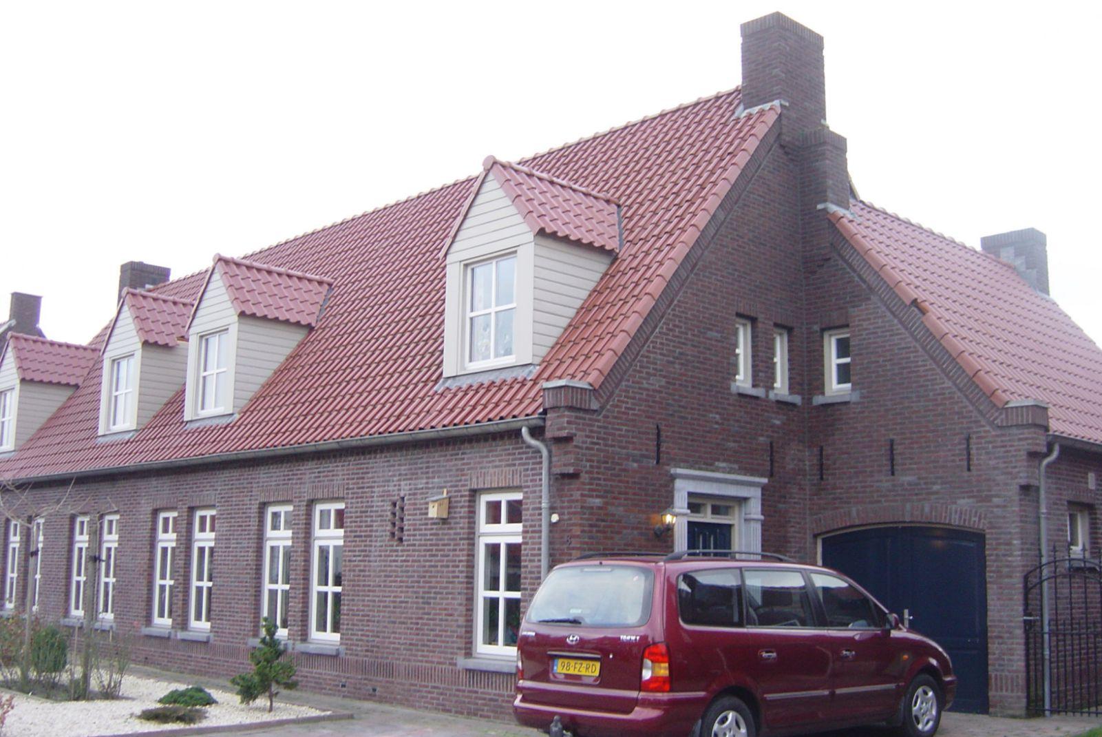 Woonhuis Wijk Brandevoort Te Helmond